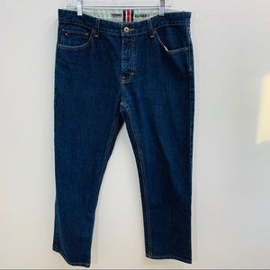 Tommy Hilfiger 36/30 Classic Straight Jeans k52